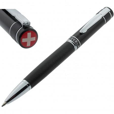 kugelschreiber leder swiss g nstig bedrucken mit logo als werbegeschenk ab 4 70 chf wipex. Black Bedroom Furniture Sets. Home Design Ideas