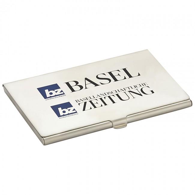 Visitenkartenbox Günstig Bedrucken Mit Logo Als