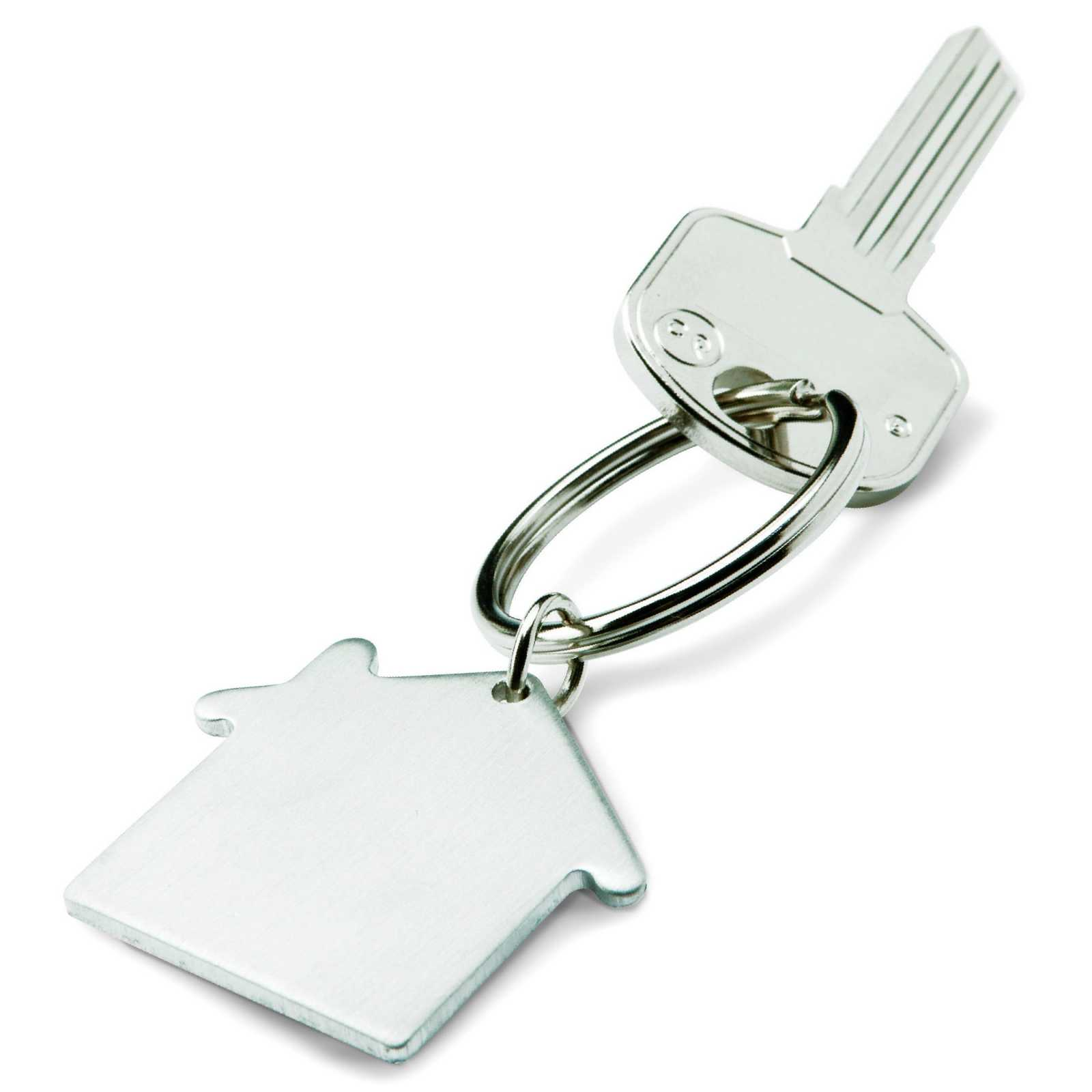 Fernglas Schlüsselanhänger Anhänger Silber aus Metall